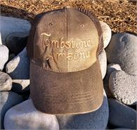 Lightweight cap with Tombstone Arizona embroidered on front.